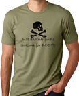 Just another pirate looking for booty funny humor tshirt halloween costume