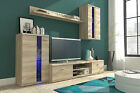 Living Room Furniture Glass Sdieboard Set Tv Unit Stand Display Cabinet Shelf