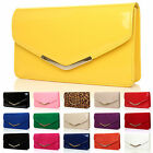 NEW LADIES WOMENS PARTY PROM BRIDAL EVENING DRESS CLUTCH HAND BAG PURSE HANDBAG