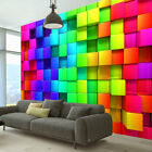 Huge wall mural photo wallpaper non-woven art Colors Illusion 3D f-A-0350-a-a