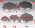 Lot of Empty Aluminium Pot Blank Container Cosmetic Jar Pans for Eyeshadow Nail