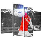 MS269 Thierry Henry The King Returns Canvas Art Multi Panel Split Picture