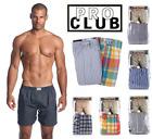2 NEW PRO CLUB BOXER TRUNKS MEN MULTI-COLOR UNDERWEAR SHORTS PRO CLUB S-7XL 2PC