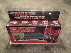 G1 Transfomers Optimus Prime AFA 70 factory sealed 1984 Hasbro