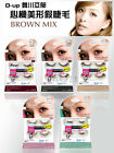 D.u.p (D-up) Maikawa Aiku False Eyelash Brown Mix Edition 5 Types 2 Pairs