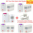1Byone Wireless Intruder Alert Motion Driveway Garage Shed Alarm Door Detector