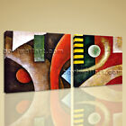 Large Wall Art Set HD Picture Print On Canvas Modern Abstract Painting Decor