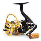 12BB Bearings 5.5:1 Spinning Reel Right Left Saltwater Freshwater Fishing Tackle