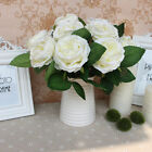 Silk Rose Centerpiece Bridal Wedding Party Flowers Floral Decor Home Craft