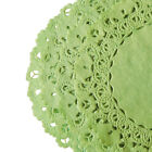 "Green Selection || HAND DYED PAPER LACE DOILIES | 4"" 6"" 8"" 10"" 12"" 