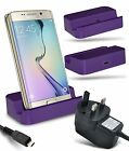 Desktop Charger Dock Mount Stand?Mains Charger for Samsung Galaxy S3