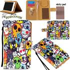 For Various Nokia SmartPhones Leather Wallet Card Stand Magnetic Flip Case Cover