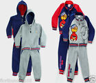 Boys ANGRY BIRDS Tracksuit Hooded and Non Hooded