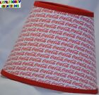 COKE COKA COLA Lamp Shade (Handmade by LBC) SHIPS WITHIN 24 TO 48 HOURS!!!