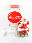 Melody in Motion Coca-Cola Santa Claus 1993 Limited Edition # 1584   6000