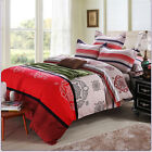 Bed Sheets Coverlid Coverlet Bedding Set Duvet Cover Pure Cotton Queen King Size