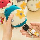 New Practical Cloth Handmade Cute Cartoon Animal Pendant Key Ring Key Chain - CB