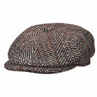 Stetson 150th Anniviversary - 100% Wool 8/4 Volturino Cap - Made in Italy-227