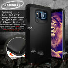 Military TANK Guard Hard PHONE Case Cover SAMSUNG GLAXY S6 S7 EDGE S9 S8+ Note 8