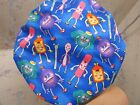 MEDICAL SUPPLIES--SCRUB HAT /MEDICAL/ YOUR CHOICE IN STYLE-bouffant or ponytail