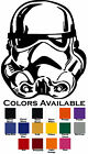 Storm Trooper Star Wars Decal Diecut Sticker Self Adhesive Vinyl $3.0 USD
