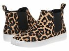 Michael Kors Keaton Bootie Natural Cheetah Pull On Ankle Sneakers Shoes Kicks