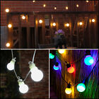20 LED FESTOON CONNECTABLE OUTDOOR CHRISTMAS GARDEN PARTY WEDDING STRING LIGHTS