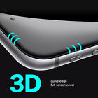 3D Curved Edge 9HD Tempered Glass Screen Protector Film for iphone 6 6S Plus Lot