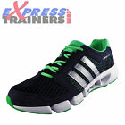 Adidas Mens CC ClimaCool SOlution 2.0 Running Shoes Gym Trainers *AUTHENTIC*
