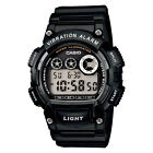 Orologi CASIO mod. VIBRATION Uomo digitale multifunzione luminor W735H G-SHOCK
