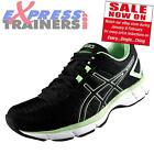 Asics Womens Gel Galaxy 8 Running Shoes Gym Fitness Trainers Black *AUTHENTIC*