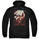 The Lord of The Rings Movie Uruk Hai Adult Pull-Over Hoodie