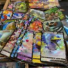 POKEMON 1 HOLO CARD GUARANTEED GX HYPER  MEGA EX FULL ART BREAK OR REVERSE RARE