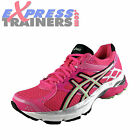 Asics Womens Gel-Pulse 7 Premium Performance Running Shoes Gym Pink *AUTHENTIC*