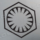 2 X STAR WARS FORCE AWAKENS FIRST ORDER decal sticker PHASMA STARKILLER Kylo $5.49 USD on eBay