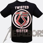 "Twisted Sister "" Like a Knife in the Back "" T-Shirt 105032 #"