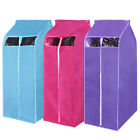 Clothes Hanging Garment Suit Coat Dust Cover Moistureproof Wardrobe Storage Bag