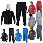 ARD CHAMPS Fleece Tracksuit Hoodie Trouser MMA Gym Boxing Running Jogging Suit