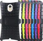 AG Rugged Hybrid Armor Case Cover for Motorola Moto X Style / Pure Edition 2015