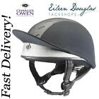 Charles Owen Pro II Jockey Skull PAS015:2011 Ventilated Riding Hat with Cover