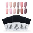 Born Pretty UV LED Nagellack Gel Polish Farblack Nail Art Maniküre Top Base Coat