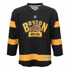 NWT Boston Bruins NHL Reebok 2016 Winter Classic Youth Replica Jersey