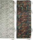 "Camouflage Rip-Stop Poncho Liner With Zipper - 62"" x 82"""