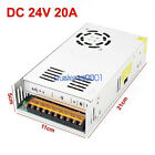 AC110-220V TO DC 5V 12V 24V Switch Power Supply Driver Adapter For LED Strip
