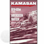 Kamasan Short Shank Aberdeen Match Hooks (B940m) Sea / Boat / Beach Fishing