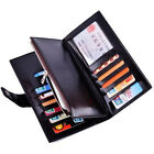Fashion Lady Womens Clutch Long Purse Leather Wallet Card Holder Handbag Bags