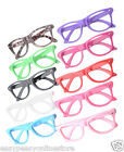 Clear wayfarer style kids Costume Perfect for Parties Hipsters Nerds Fun gifts