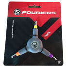 Fouriers Bike Hex Allen Wrench 3 Way Y Type Ball Driver 4 5 6mm 65mm Spanner