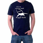 You're Gonna Need a Bigger Boat T-Shirt. Jaws parody Tee S-5XL  Generic Logo Co