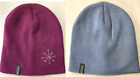 Gelert ladies womens lady winter beanie snowflake design warm hat HAT390